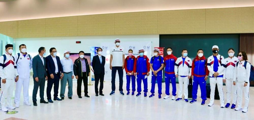 Read more about the article Монголоос 72 хүний бүрэлдэхүүнтэй баг өнөөдөр Токиог зорилоо